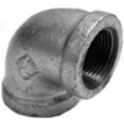 Galvanized Threaded Fittings & Nipples