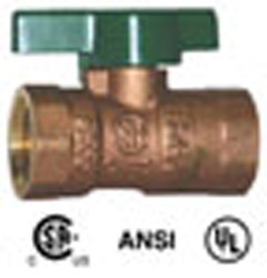 Gas Stops & Gas Meter Valves