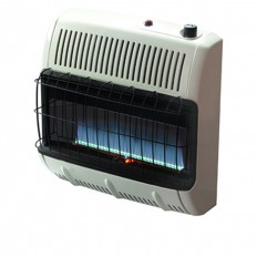 HEATSTAR HSSVFBF20NGBT VENT FREE GAS HEATER W/BLOWER-20K