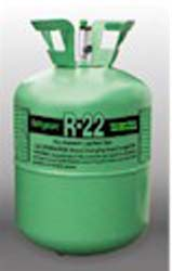 R22-30LB REFRIGERANT GAS FREON -REQUIRES EPA CERT. WEITRON